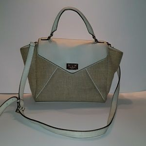 Kate Spade natural color shoulder bag